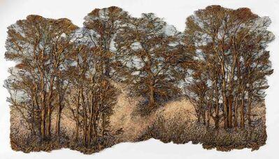 Lesley Richmond, 'Woodland', 2017