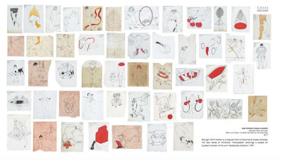 José Antonio Suárez Londoño, 'Dibujos Para tatuajes', 2017