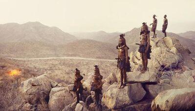 Jimmy Nelson, 'IV 475 - Epupa falls Namibia', 2014