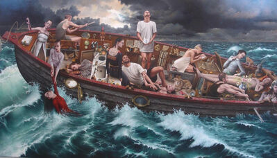 Jorge Santos, 'Captain's Log', 2015