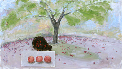 Ted Fullerton, '3 Graces (Axis Mundi)'