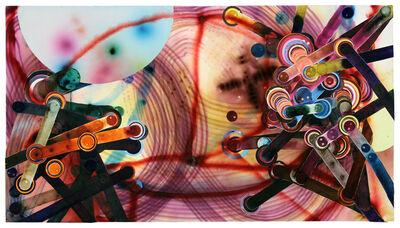 Rosemarie Fiore, 'Smoke Painting #36', 2013