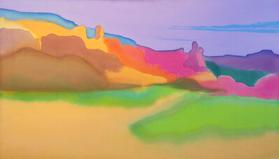 Elizabeth Osborne, 'Abiquiú', 1974