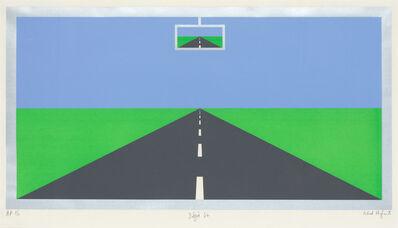 Patrick Hughes, 'Déjà Vu', 1976