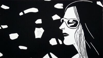 Alex Katz, 'Kym', 2009