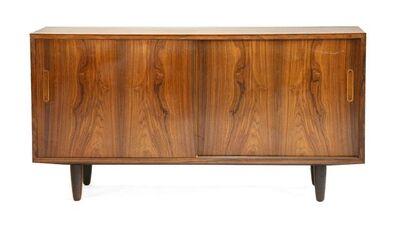 Hundevad, 'A Danish rosewood two-door sideboard'