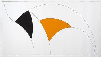 Gottfried Honegger, 'Konkrete Komposition Z116', 2014
