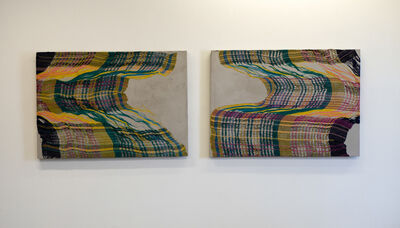 Crystal Gregory, 'Untitled Diptych', 2019