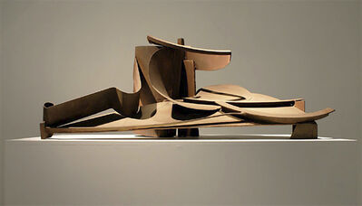Anthony Caro, 'Table Piece Y-6', 1983