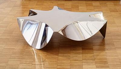 Aranda\Lasch, 'Scallop Coffee Table (Stainless Steel)'
