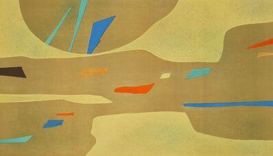 Gustave Singier, 'Provence - grande lumière', 1959