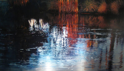 David T. Kessler, 'Evening Balance'