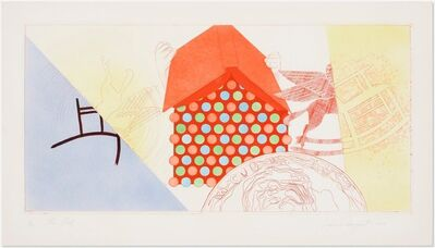 James Rosenquist, 'Tin Roof', 1977