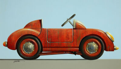 Wendy Chidester, 'Red Coupe', 2020