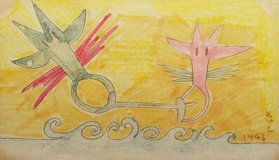 Xul Solar, 'untitle', 1948