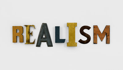 Jack Pierson, 'REALISM', 2020