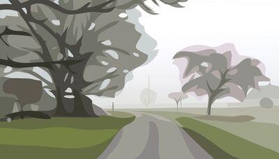 Julian Opie, 'Winter 33', 2012