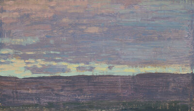 David Grossmann, 'Evening View to the South West', 2019