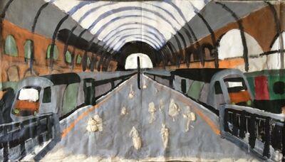 Melora Griffis, 'station bundles ', 2016