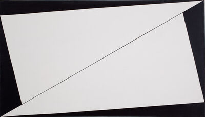 Carmen Herrera, 'Equation', 1958
