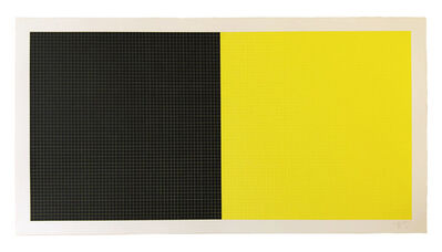 Sol LeWitt, 'Grids and Color #33', 1979