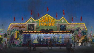 John Brosio, 'Haunted House', 2017