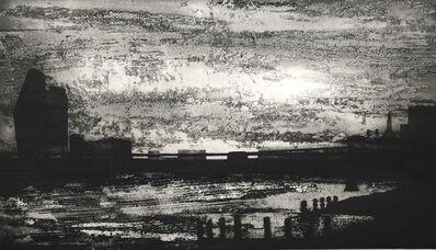 Jason Hicklin, 'The Thames. Blackfriars', 2019