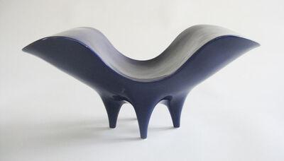 "Eric Boos, '""Flying Blue Bowl""', 2014"