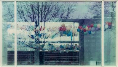 Sabine Hornig, 'Window IV (Balloons)', 2001