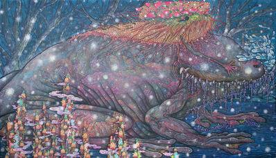 Mitsuo Kimura, 'Ecliptic', 2014
