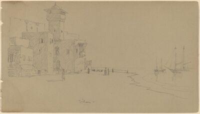Sanford Robinson Gifford, 'Sidon', ca. 1868/1869