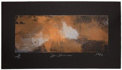 Joe Goode, 'Forest Fire Lithograph 363C', 1984