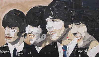 Pedro García Villegas, 'The Beatles', ca. 2019
