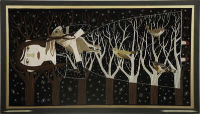 Chris Roberts-Antieau, 'Riding On Trees', 2013