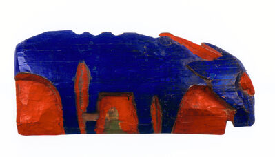 Ernst Ludwig Kirchner, 'Ziege II (Goat II)', 1922