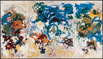 Joan Mitchell, 'Bracket', 1989