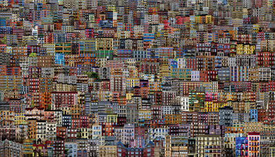 Jean-Philippe Kadzinski, 'The city', 2019