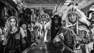 David Yarrow, 'Crazy Horse ', 2018