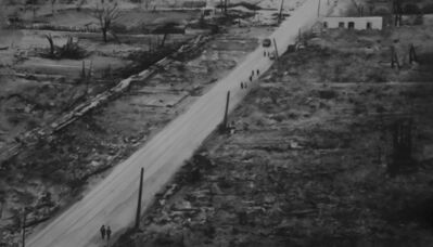 Radenko Milak, 'Hiroshima, 1945', 2019