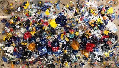 Ismael Lagares, 'Blue XX', 2019