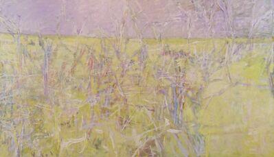 Wolf Kahn, 'Long Landscape', 2003