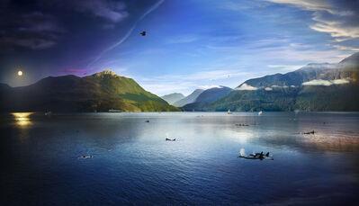 Stephen Wilkes, 'Robson Bight, British Columbia, Day to Night', 2016