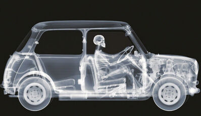 Nick Veasey, 'Mini driver', 2012