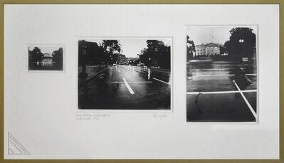Lotty Rosenfeld, 'Casa Blanca/ White House', 1982