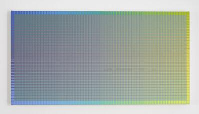 Sanford Wurmfeld, 'II-27 #1 + B (V-BG/N-Y)', 2006