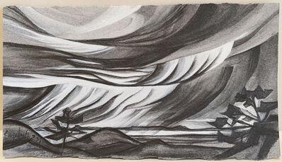 Raye Leith, 'Snow at Dusk', 2021