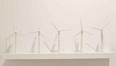 Tiffany Bailey, 'Wind Turbines', 2019