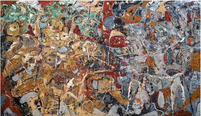 Marwan Sahmarani, 'Revolution I', ca. 2020