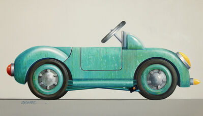 Wendy Chidester, 'Green Coupe', 2020