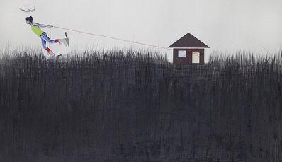 Sophiya Khwaja, 'Skating the House Out for a Walk', 2013